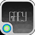 Grey Hola Launcher Theme icon