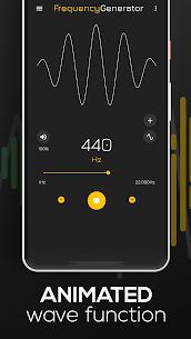 Frequency Sound Generator Mod 2.5 Apk [Unlocked] 2