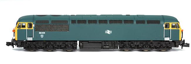 Photo: NC203C Class 56