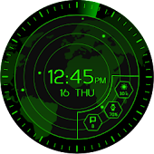 Military Rogue Watchface