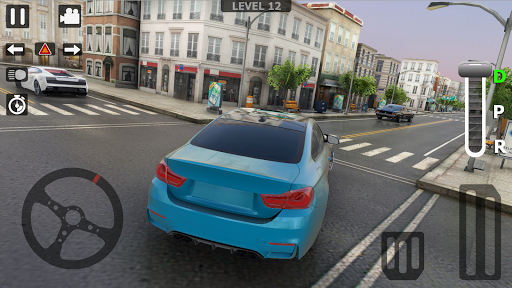 Driving Simulator M4 1.1 screenshots 1