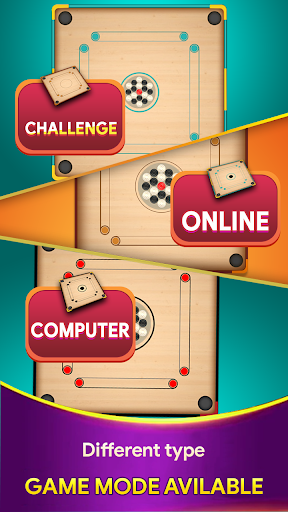 Carrom board game - Carrom online multiplayer 16 screenshots 10