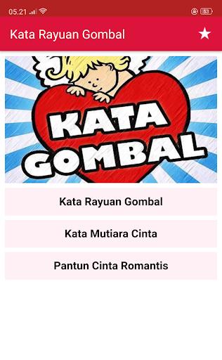 Kata Rayuan Gombal Bikin Baper App Report On Mobile Action