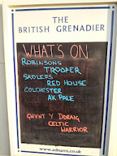 Photo: Had my first taste of Robinsons Trooper at this pub inColchester.
