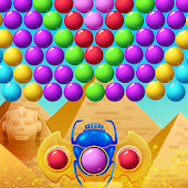 Egypt Bubble Shooter