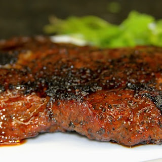 Crusted Ribeye Steak Recipes.