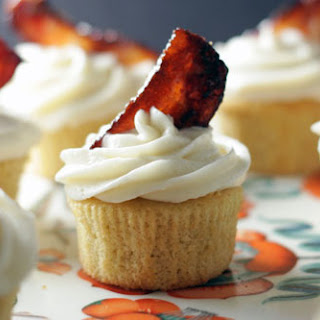 Bacon and Beer Cupcakes. 'Nuff Said..