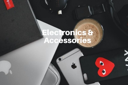 Electronics & Accessories Up To 60% Off  Amazon Prime Day Offers