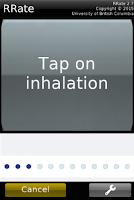 Screenshot of RRate