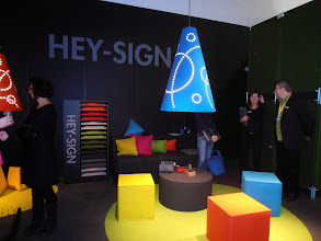 Photo: Hey-Sign GmbH (felt), Germany www.hey-sign.de #ambiente14
