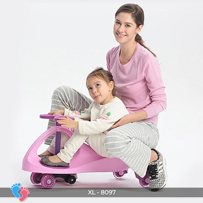Xe lắc đồ chơi cho bé Broller XL-8097 15