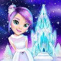 Ice Princess Castle Decoration icon
