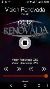 Radio Vision Renovada- screenshot thumbnail