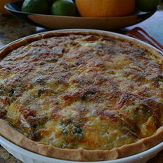 Best Ever Quiche-Master