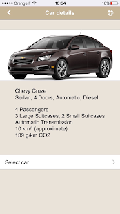 iizi Car Rental - náhled