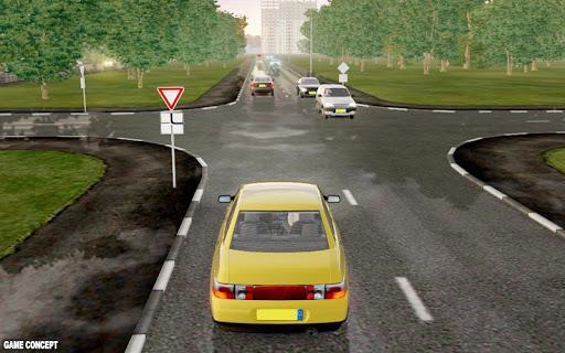Track Racer - Highway Traffic Burnout 0.1 screenshots 4