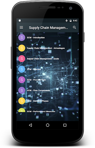Supply Chain Management 1.3 screenshots 1