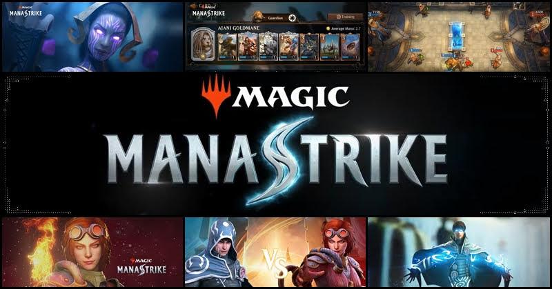 Magic: ManaStrike เผยรูปแบบการเล่นในงาน G-Star 2019