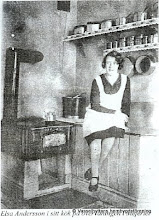 Photo: Mejeriet 1930-tal Elsa Andersson