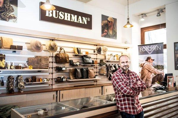 Bushman.sk: Rozhovor