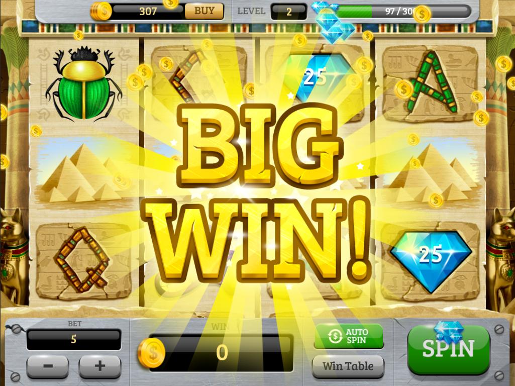Slot machine sphinx free
