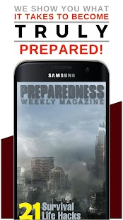 Preparedness Weekly Magazine- screenshot thumbnail