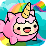 Happy Hop: Kawaii Jump Icon