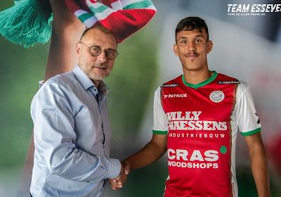 Zulte Waregem haalde op een dag drie nieuwe spelers in huis: Timotheou, Kainourgios en Larin