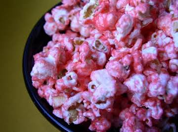 Pink Elephant Popcorn