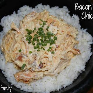 Bacon Ranch Chicken.