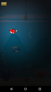 Bubble Fish in Darkness- screenshot thumbnail