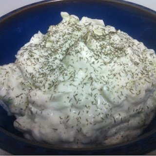 Low-Carb Greek Tzatziki