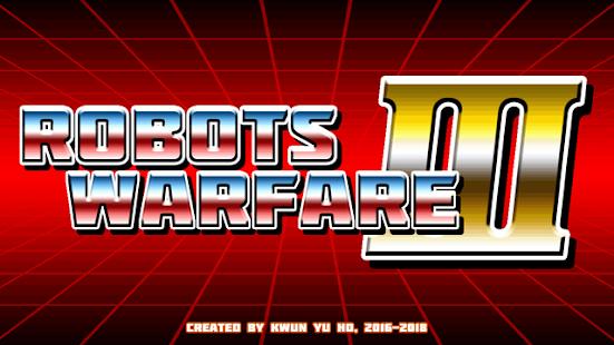 Robots Warfare lll 1