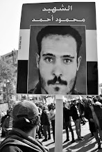 Photo: A martyr is remembered.