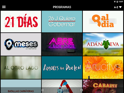 Mitele - Mediaset Spain VOD TV 3.3.0.3 APK for Android