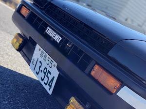スプリンタートレノ AE86 AE86 GT-APEX 58年式のカスタム事例画像 lemoned_ae86さんの2018年04月16日09:46の投稿