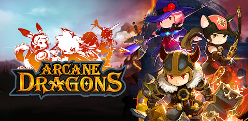 Arcane Dragons for PC