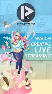 Picarto.TV – Miniaturansicht des Screenshots