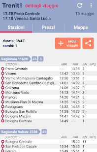Trenit! (find trains in Italy) - screenshot thumbnail