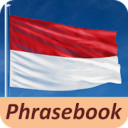 Indonesian phrasebook and travel sentences