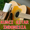Kunci Gitar Indonesia Offline icon