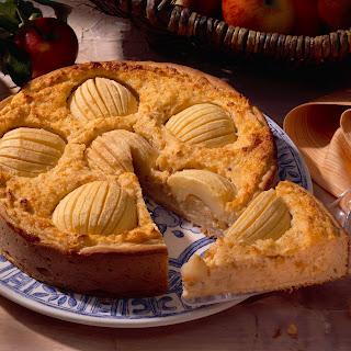 Kokos-Apfel-Torte