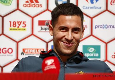"""Gil Swerts se souvient des premiers pas d'Hazard: """"Je me disais que je le mettrais dans ma poche... Jusqu'au moment où il accélérait"""""""