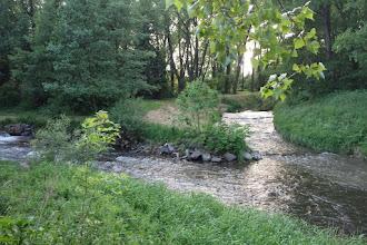 Photo: přítok řeky Hvozdnice do Moravice