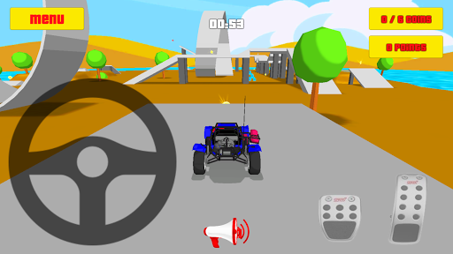 Baby Car Fun 3D - Racing Game 11 screenshots 3
