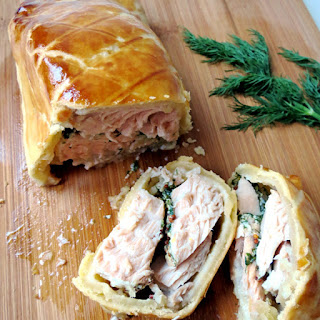 Simple Salmon Pie