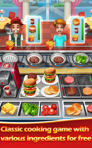 Cooking Town - Craze Chef Restaurant Cooking Games 11.9.5017 screenshots 24