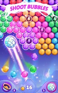 Hard Rock Bubble Shooter 1