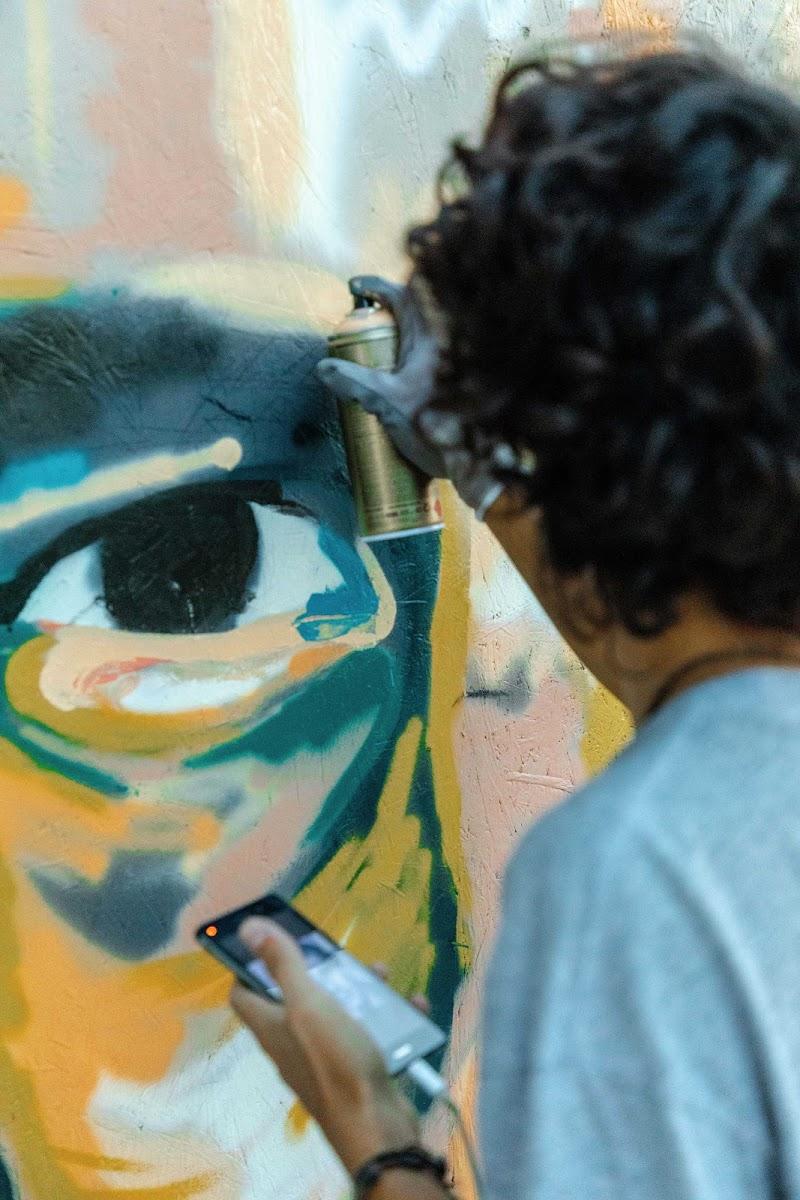 L'occhio dell'artista di MarcoM80