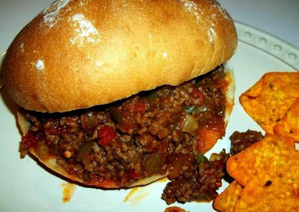 Mom's Sloppy Joes Recipe